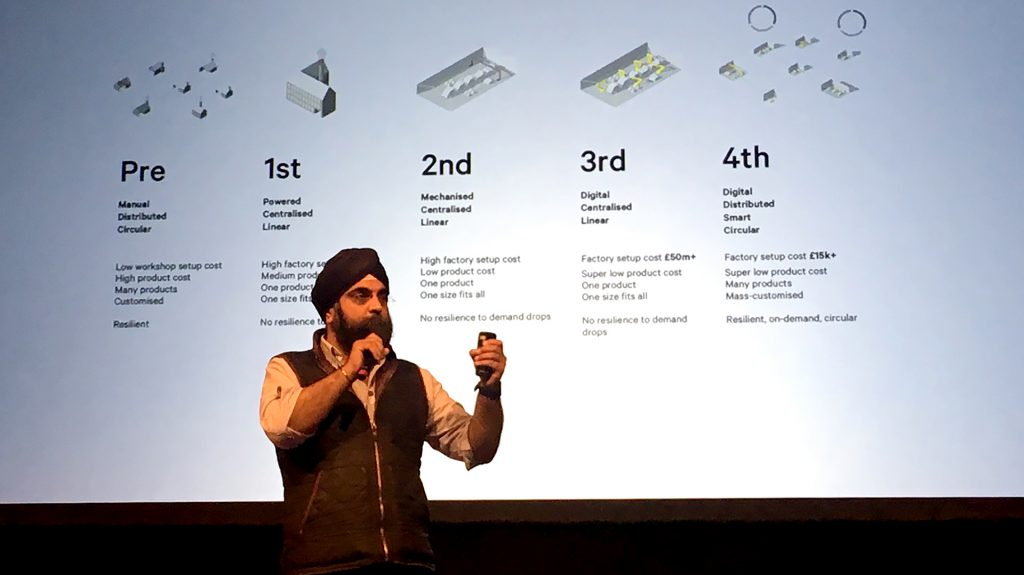 Indy Johar, Malmö Social Innovation Summit 2018-11-14.