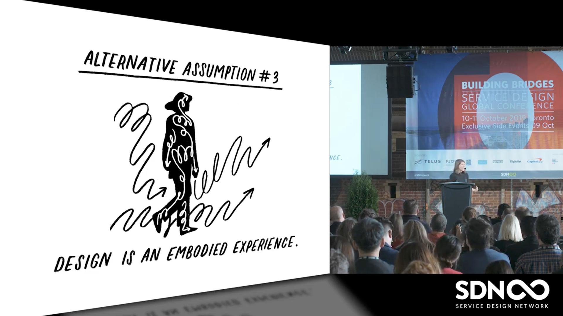 SDGC 19 | Dr. Josina Vink: In/Visible – Shaping Hidden Social Structures Through Service Design