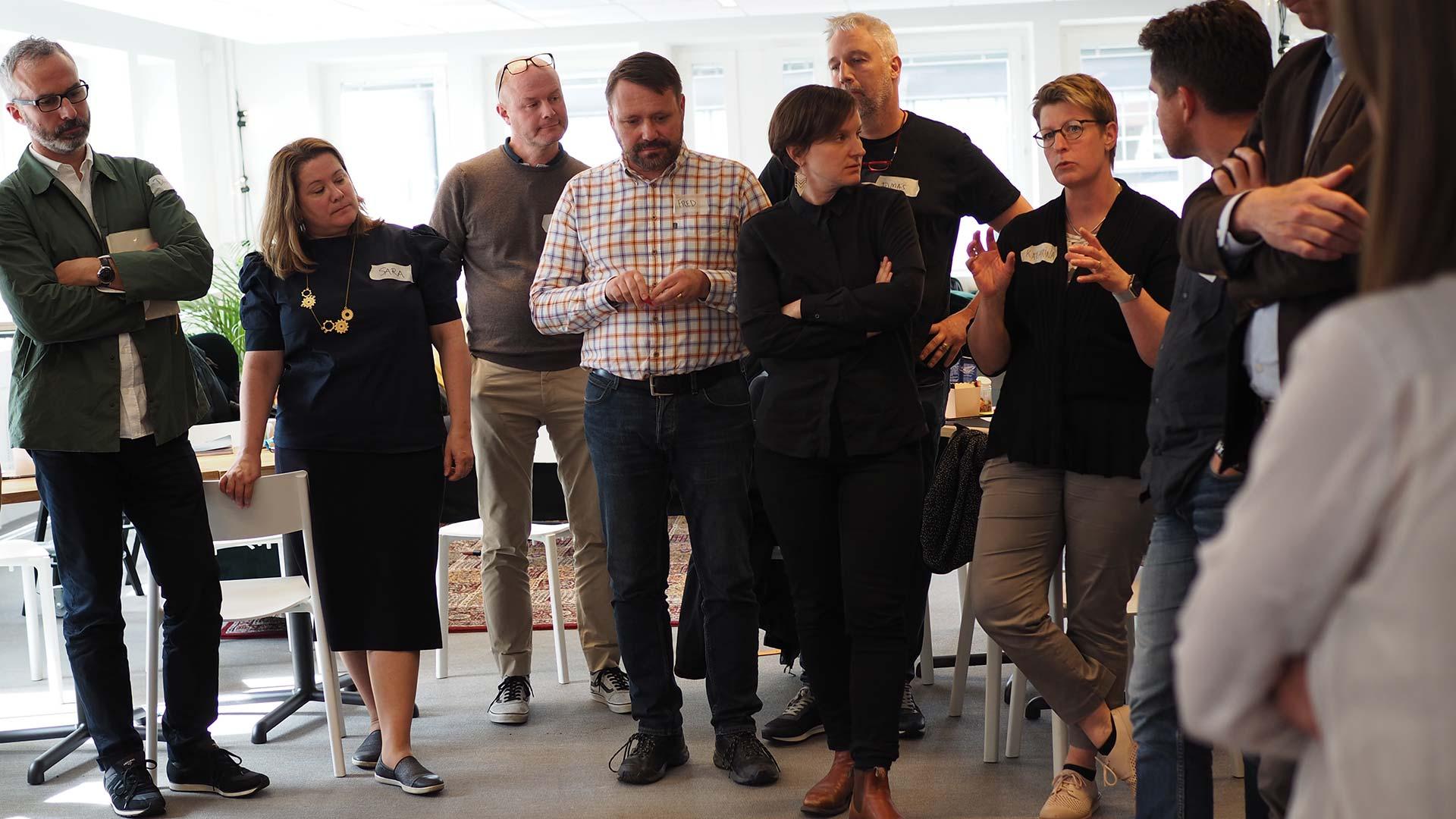 Labbnätverket lyser upp det svenska innovationssystemet