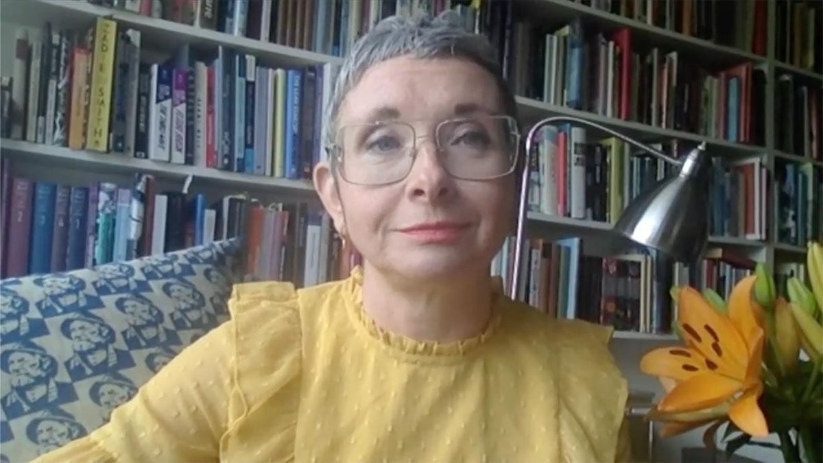 Pernilla Glaser 2020